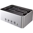 2�䓋��2.5�^��3.5�^SATA HDD�X�^���h/USB3.0  KURO-D...