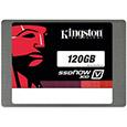 キングストン SSDNow V300 Series 120GB MLC(7mm → 9.5mm変換アダプタ付属) SV300S37A/120G