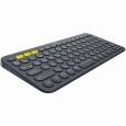 マルチデバイス Bluetoothキーボード ブラック K380BK