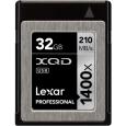 レキサー Professional 1400x XQD 2.0カード 32GB LXQD32GCRBJP1400