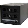 Logitec Windows Storage Server 2012 R2 workgroup Edition搭載RAID1 Cube型NAS/4TB LSV-MS4T/2VKW