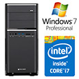 MDV-CZ7510S-W7-DX�ii7-4790K/8GB/1TB/Win7P...