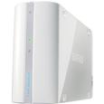 バッファロー リンクステーション ミニ 省エネ・静音・小型 ネットワーク対応HDD 1TB ホワイト LS-WSX1.0L/R1WHJ