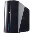 バッファロー リンクステーション ミニ 省エネ・静音・小型 ネットワーク対応HDD 1TB ブラック LS-WSX1.0L/R1J