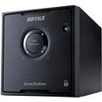 バッファロー ドライブステーション プロ RAID5対応 USB3.0用外付けHDD 4ドライブモデル 24TB HD-QH24TU3/R5