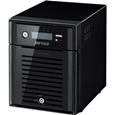 バッファロー テラステーション 管理者・RAID機能搭載 4ドライブNAS 4TB TS5400DN0404