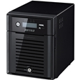 バッファロー テラステーション WSS Windows Storage Server 2012 R2 Workgroup Edition搭載 4ドライブNAS 4TB WS5400DN0404W2