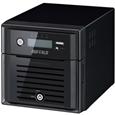バッファロー テラステーション WSS Windows Storage Server 2012 R2 Workgroup Edition搭載 2ドライブNAS 8TB WS5200DN0802W2