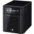バッファロー テラステーション WSS Windows Storage Server 2012 R2 Workgroup Edition搭載 4ドライブNAS 8TB WS5400DN0804W2