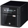 バッファロー テラステーション ウイルスチェック・管理者・RAID機能搭載 2ドライブNAS 4TB TS5200DN0402V5
