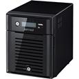 バッファロー テラステーション WSS Windows Storage Server 2012 R2 Standard Edition搭載 4ドライブNAS 12TB WS5400DN1204S2