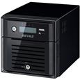 バッファロー テラステーション 管理者・RAID機能搭載 2ドライブNAS 4TB TS3200DN0402