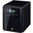バッファロー テラステーション 管理者・RAID機能搭載 4ドライブNAS 12TB TS3400DN1204