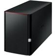 バッファロー リンクステーション RAID機能搭載 ネットワーク対応HDD 2TB LS220D0202C