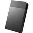 バッファロー ICカードロック解除 MILスペック耐衝撃ボディー防雨防塵 ハードウェア暗号化機能搭載 USB3.0用 ポータブルSSD 480GB ブラック SSD-PZN480U3-BK