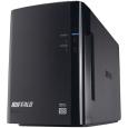 バッファロー ドライブステーション プロ RAID1対応 ミラーリング機能搭載 USB3.0用 外付けHDD 2ドライブモデル 2TB HD-WH2TU3/R1-C