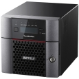 バッファロー TeraStation TS5210DNシリーズ 10GbE標準搭載 法人向け 2ドライブNAS 2TB TS5210DN0202