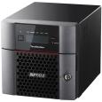 バッファロー TeraStation TS5210DNシリーズ 10GbE標準搭載 法人向け 2ドライブNAS 6TB TS5210DN0602