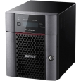 バッファロー TeraStation TS5410DNシリーズ 10GbE標準搭載 法人向け 4ドライブNAS 4TB TS5410DN0404
