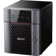 バッファロー TeraStation TS3410DNシリーズ 小規模オフィス・SOHO向け 4ドライブNAS 16TB TS3410DN1604