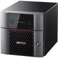 バッファロー TeraStation TS3210DNシリーズ 小規模オフィス・SOHO向け 2ドライブNAS 4TB TS3210DN0402