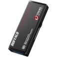 バッファロー 暗号化機能 管理ツール USB3.0 セキュリティーUSBメモリー ウイルスチェック 5年 64GB RUF3-HS64GTV5