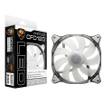 �}�C���X�g�[�� COUGAR LED FAN 120mm WHITE �P�[�X�t�@�� CF-D12HB-W CF-D12HB-W