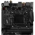 MSI Intel Z270チップセット搭載 ゲーミングITXマザーボード (第7世代Core Kaby Lake対応) Z270I GAMING PRO CARBON AC