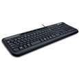 Wired Keyboard 600 WinXP/Vista Black ANB-00035