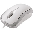 Basic Optical Mouse for Business Mac/Win USB Port White