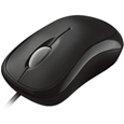 Basic Optical Mouse for Business Mac/Win USB Port Black