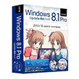 �y2000�{����p�b�N�zWindows 8.1 Pro 64-bit Japanese DSP DVD Update1�iWinterVersion�j FQC-06935