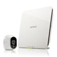 ARLO 100%ワイヤレス電池駆動ネットワークカメラ(ベースステーション+カメラ1台) 防犯対策 家族 ペット見守り スマホで簡単設定 -繋いで、おとして、プッシュ- VMS3130-100JPS