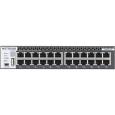 M4300-24X 10GBASE-T 24ポート + 10G SFP+ 4スロット Layer3マネージ...