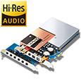 WAVIO PCIeデジタルオーディオボード SE-300PCIE R2...