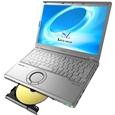 Let's note SZ5 DIS専用モデル(Corei5-6200U/4GB/HDD320GB/SMD/W7P32DG/12.1WUXGA/電池S)