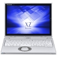Let's note XZ6 法人(Core i5-7300UvPro/4GB/SSD128GB/W10P64/12.0QHD/電池S)CF-XZ6RD1VS(パナソニック)