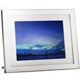 デジタルフォトフレーム 「HAPPY FRAME」 8インチ ホワイト HF-T850-W