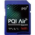 WiFiメモリカード Air Card II (microSDHC Class1...