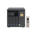 QNAP TVS-682T 単体モデル Core i3 メモリ 8GB TVS-682T