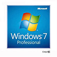 Windows7 Pro SP1 64bit JPN DSP USB3.0 PC...