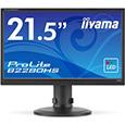 iiyama �y���j���z21.5�^���C�h�t���f�B�X�v���C ProLite B2280HS �iLED/���~/�s�{�b�g�j �}�[�x���u���b�N B2280HS-B1