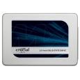 クルーシャル SATA3対応2.5インチ内蔵 MX300 SSDシリーズ 525GB CT525MX300SSD1