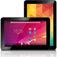 geanee Android5.1 10.1�C���` �^�u���b�gPC ADP-1002
