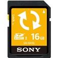 SONY SDHCメモリーカード 16GB(バックアップ機能付) SN-BA16