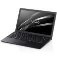 VAIO ビジネス VAIO Pro 13 | mk2 (13.3型ワイド/タッチ無/W7P32(DG)/i5/4G/128G/黒/Office/VAIO株式会社製)