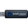 SUPERTALENT USB3.0フラッシュメモリ 128GB ワンプッシュスライド式 ST3U28ES12
