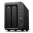 Synology DiskStation DS716+II クアッドコアCeleron N3160 1.6GHz搭載2ベイNASサーバー DS716+II