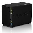 2ベイNASサーバー Celeron N3060 1.6GHz メモリ1GB DiskStation DS216+II DS216+II