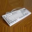REALFORCE 108UH 統一荷重キーボード/静電容量無接点/ALL45g/108キー/USB SA0100